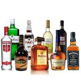 10% Sofort-Rabatt auf Spirituosen