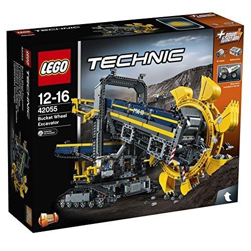 Lego Schaufelradbagger - 3927 Teile - für große Kinder! -25%