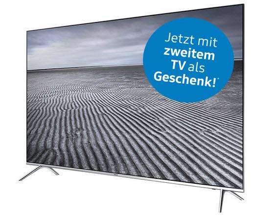 Samsung UE55KS7080+UE32K5170 gratis (Kombi mit mehreren Typen möglich)