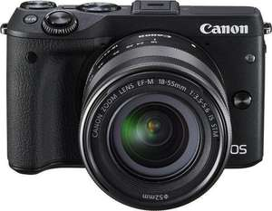 [BlackFriday] Canon EOS M3 + 15-45mm + Canon Cashback