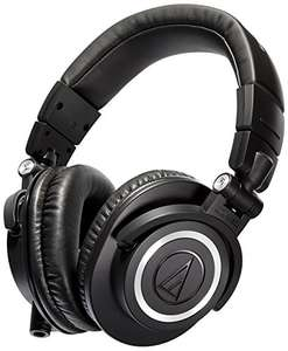 [Amazon.de] Audio Technica ATH-M50x - geschlossener Studio Kopfhörer für 119€ - 22% sparen