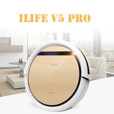 [Gearbest - EU Versand] iLIFE V5 Pro Staubsaugerroboter für 115 € statt 126,08 € + Zoll!