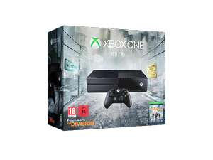 Xbox One Console 1TB - The Division Bundle 167€