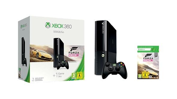 Xbox 360 500 GB mit Forza Horizon 2