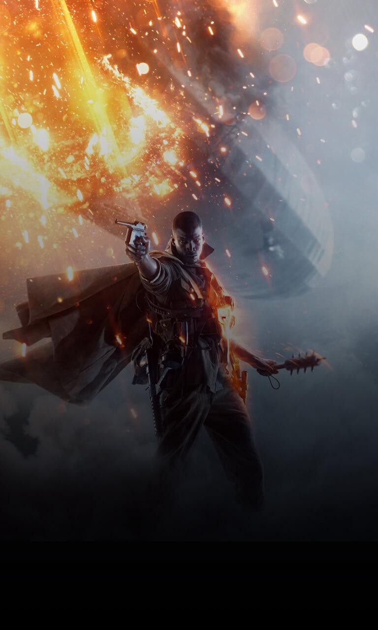 Battlefield™ 1 gibt's derzeit für 39,99 €  (33% gespart) bei Origin im CyberSale