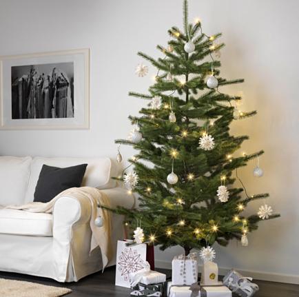 IKEA Wien Vösendorf: Kunst-Weihnachtsbäume stark verbilligt - bis 3.12.2016