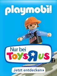 [Toys'r us] -20% auf Playmobil ab 50€ Einkaufswert
