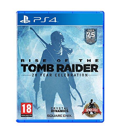 [Amazon.co.uk] Rise of the Tomb Raider 20 Year Celebration Artbook Edition für 32,61€