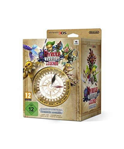 [Amazon.de] Hyrule Warriors: Legends - Limited Edition (3DS) für 24,97€ - 37% sparen