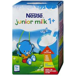 Super Angebot Nestlé Junior Milk 1+