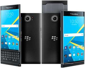 Amazon: Blackberry Priv um 340 € - 34% sparen