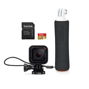 [Amazon.co.uk] GoPro HERO Session TM Bonus Bundle Action Camera - Black [24% sparen]