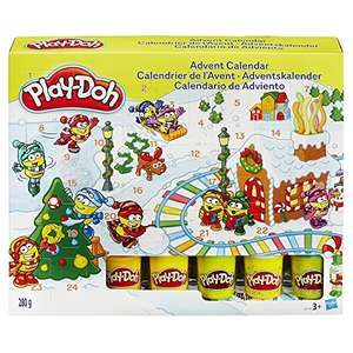 [www.AMAZON.de]  Hasbro Play-Doh B2199EU6 - Adventskalender für Prime Kunden € 10,-- statt € 20,--