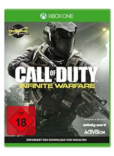 Call of Duty: Infinte Warfare [Xbox One/PS4] (amazon.de)