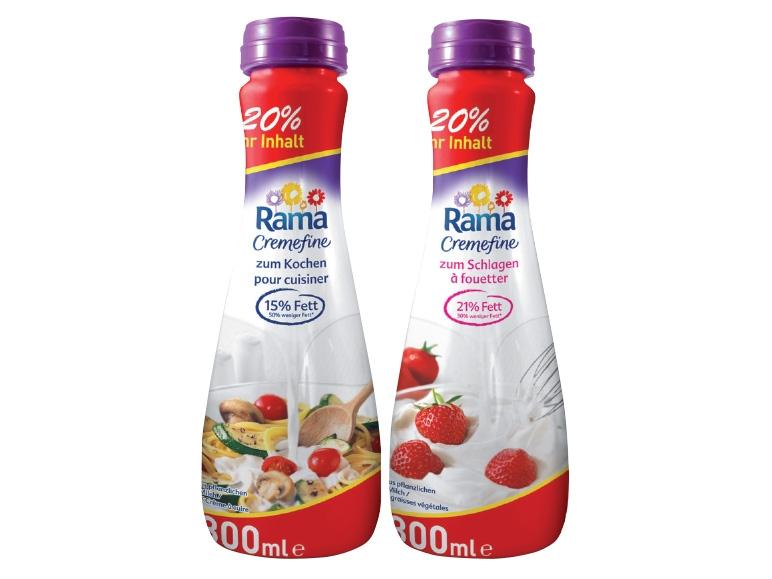 [Lidl] RAMA Cremefine für 0,79€ - gültig ab 5.12.2016