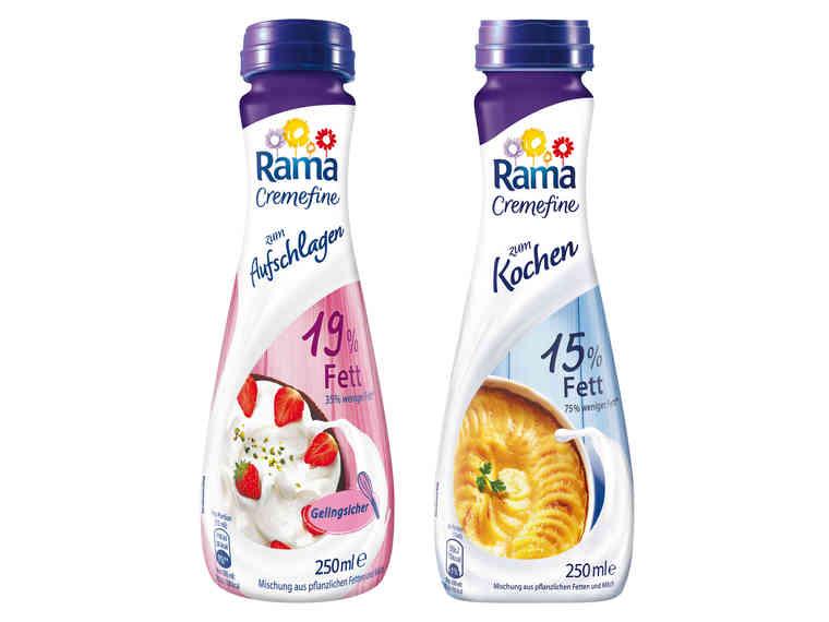 [Lidl] RAMA Cremefine für 0,79€ - gültig ab 8.3.2018