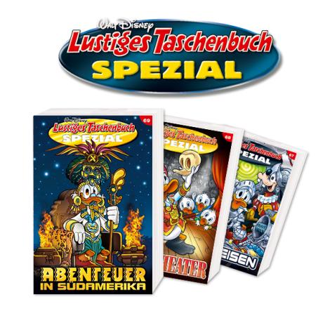 LTB SPEZIAL X-Mas Special - Jahresabo + 10€ Amazon Gutschein