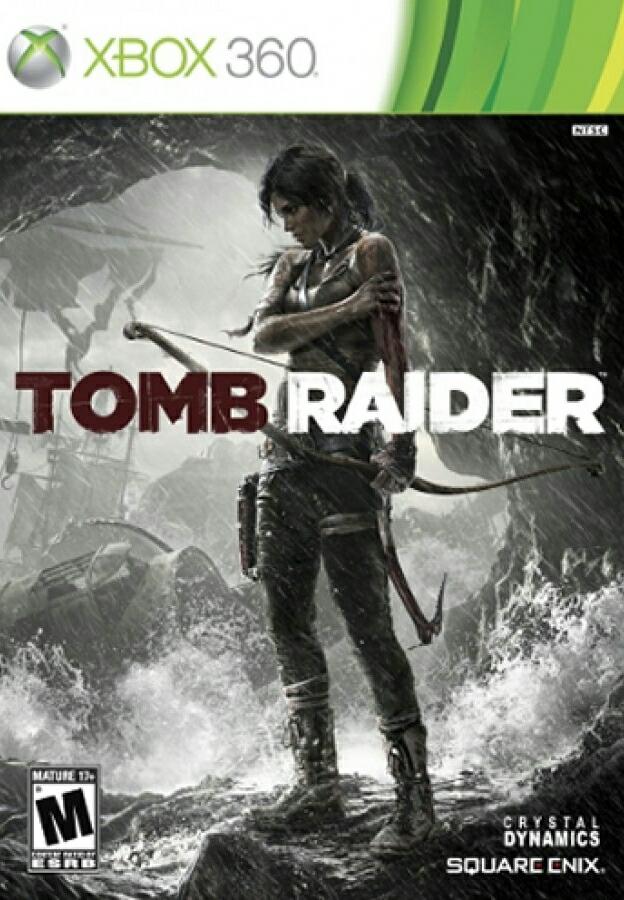 Tomb Raider für Xbox360 um €4,99 auf gameladen.com
