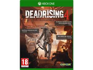 Saturn: Dead Rising 4 (Xbox One) für 28€