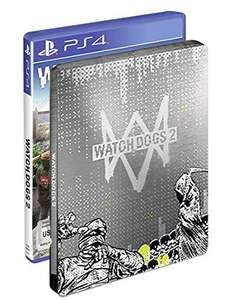 Watch Dogs 2 - Standard inkl. Steelbook Edition (exkl. bei Amazon.de) - [Playstation 4]