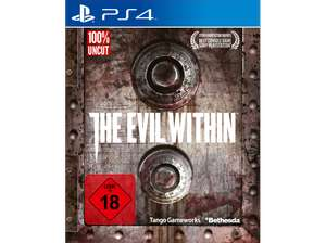 [gamesonly.at] The Evil Within [Steelbook uncut Edition] (PS4)