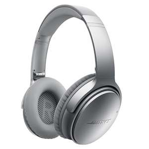 Bose QuietComfort QC35 Bluetooth Silber