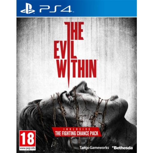 The Evil Within Ps4 (nur noch 3 Stück im online shop)
