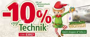 neckermann.at: -10% auf Technik