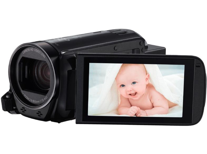 """Canon """"HF R706"""" Camcorder um 179 € - Bestpreis - 19% sparen - 15.12.2016"""
