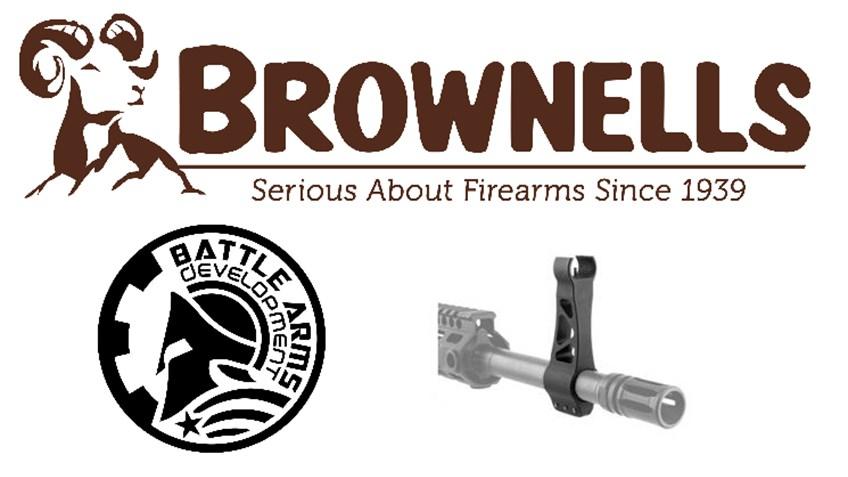 -20% auf Waffenzubehör bei Brownells Deutschland