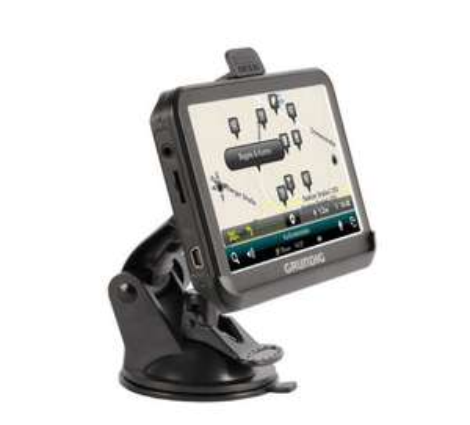 "[XXXLutz Onlineshop] Grundig Navigationssystem ""GPS Navi M6"" um 75,-"