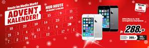 Media Markt Adventkalender - iPhone 5s 16 GB white/grey