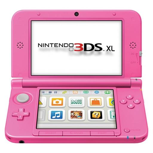 Libro online 3ds XL pink 100€