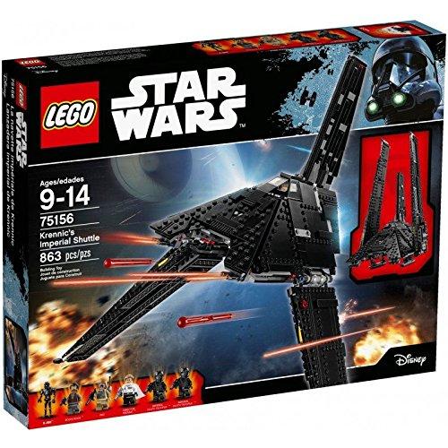 [Amazon.co.uk] LEGO Star Wars 75156 Krennic's Imperial Shuttle für 65€