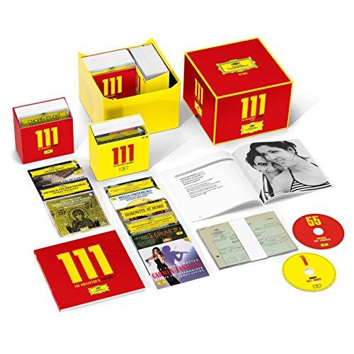 Deutsche Grammophon: 111 DG (Volume 1 & Volume 2) CD Box-Set (Klassik)