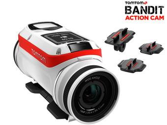 iBood: TomTom Bandit 4K-Action-Cam für 129,95€