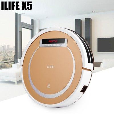 [Gearbest - EU Versand] iLIFE X5 Smart Staubsaugerroboter für 112,29 € statt 150,65 € + Zoll!