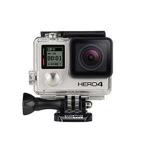 GoPro Hero 4 Silver um 219€ - Gratisversand - refurbished