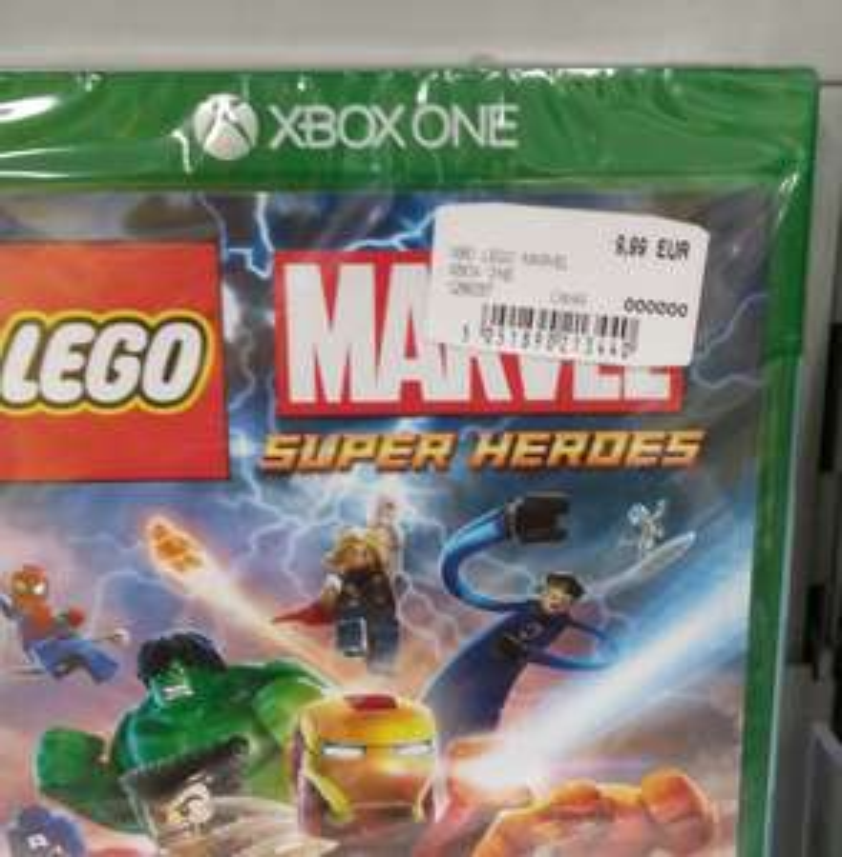 Lego Marvel Super Heroes (Saturn SCS)