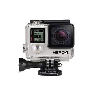 GoPro Hero 4 Black - 12 Monate Garantie - refurbished