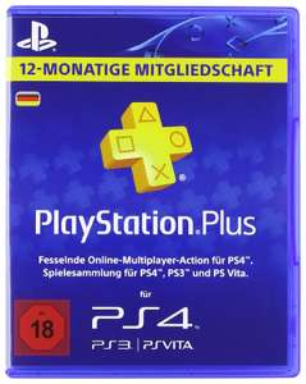[One/PS4] Günstig Guthaben und Gold/PS+ bei press-start, zB. 1 Jahr PS+ für 39,49€