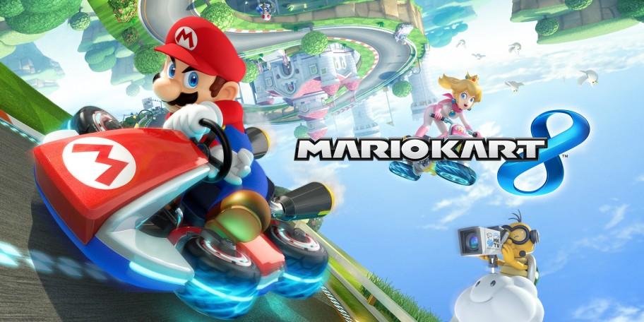[Nintendo eShop] Mario Kart 8 (WiiU) – 25% Rabatt auf alle Zusatzinhalte - bis 5. Jänner