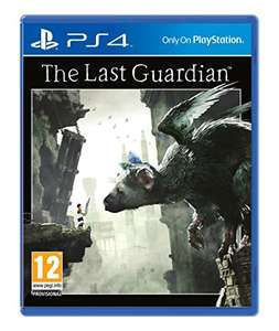 [Amazon.co.uk] The Last Guardian (PS4) für 32,69€ - 40% sparen