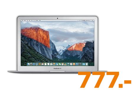 """[www.SATURN.at] Am 27 Dezember von 6 bis 9 Uhr das Macbook Air 13.3"""" mit 128 GB für € 777,-- nur vor Ort Verfügbar"""
