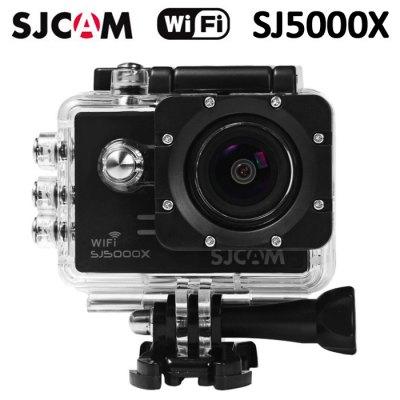 [Gearbest - EU Warehouse] SJCAM SJ5000X 4K Sport Action Camera für 99,67 € statt $109,78 + Zoll!