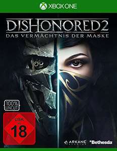 Dishonored 2 - Das Vermächtnis der Maske [Xbox One/PS4] amazon.de