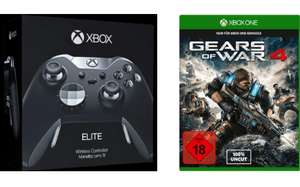 [Saturn.de][LogoiX] Xbox One Elite Controller + Gears of War 4 für 115€ - 25% sparen