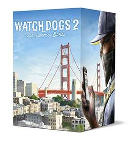 [Amazon.de] Watch Dogs 2 San Francisco Edition (PS4/ Xbox One) für 50,58€ - 36% sparen