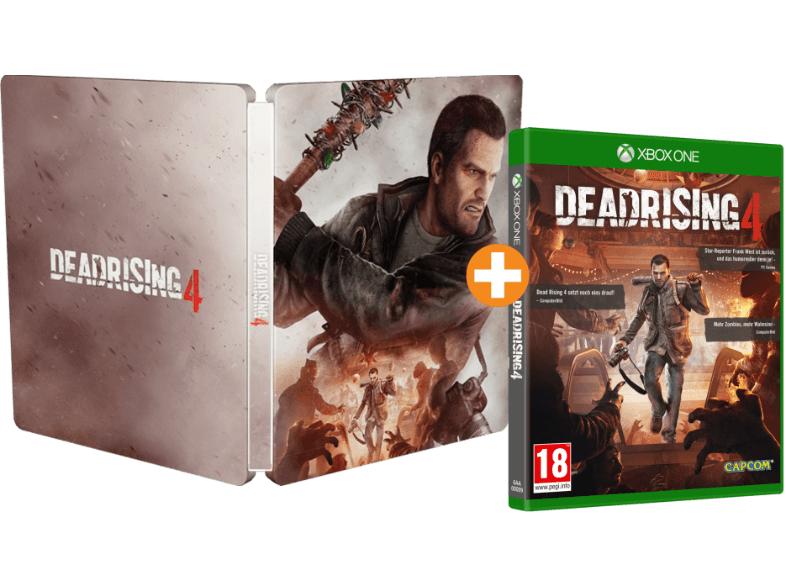 Saturn: Dead Rising 4 inkl. limitierten Steelbook (Xbox One) für 35€