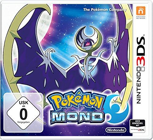Pokémon Mond (Nintendo 3DS) um 32 € - 20% sparen